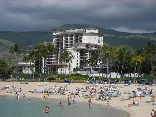 Marriott Ko Olina Beach Club Exterior