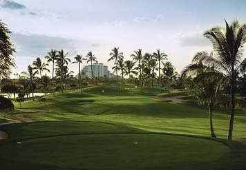 Marriott Ko Olina Beach Club Golf Course