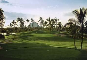 Marriott Ko Olina Beach Club Golf Course