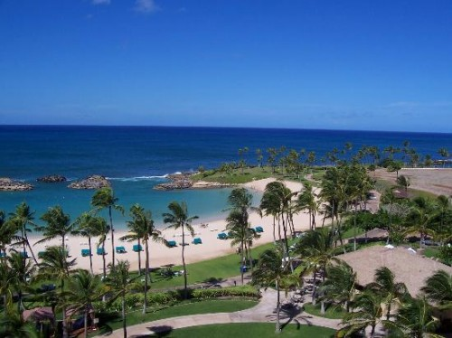 Marriott Ko Olina Beach Club View