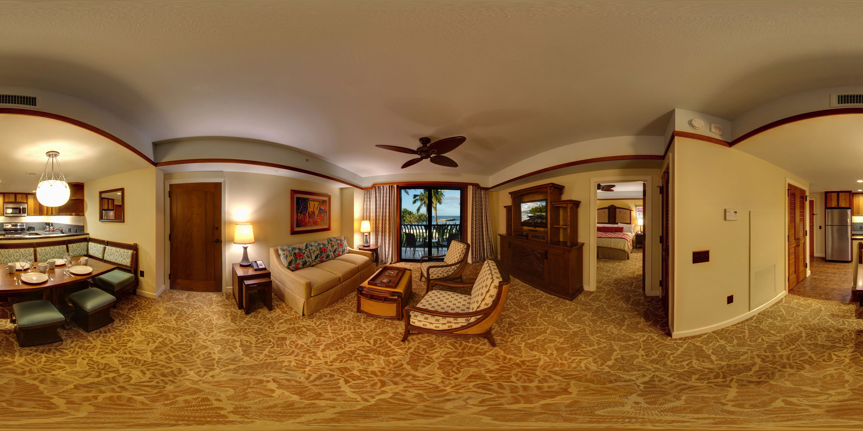 Aulani disney vacation club villas advantage vacation for V villa 2 bedroom pantip