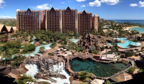 Disney-Vacations-Aulani-Resort-View