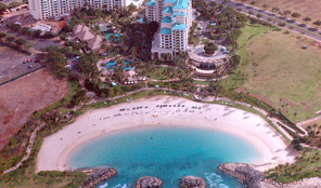 Marriott-Ko-Olina-Beach-Club-Aerial-View