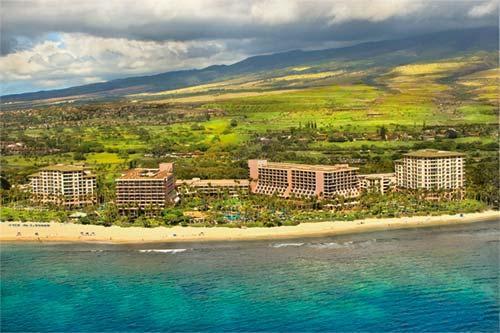Marriott-Maui-Ocean-Club-Lahaina-and-Napili-Villas-Aerial-View