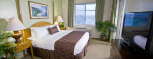 The Point at Poipu Master Bedroom