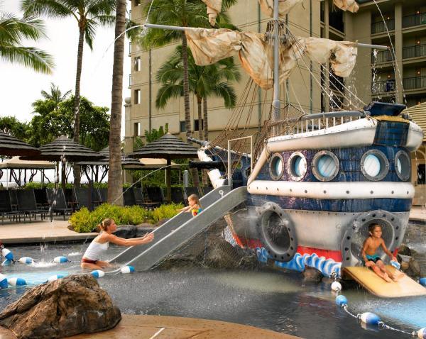 Westin-Ka'anapali-Ocean-Resort-Villas-North-Pirate-Ship