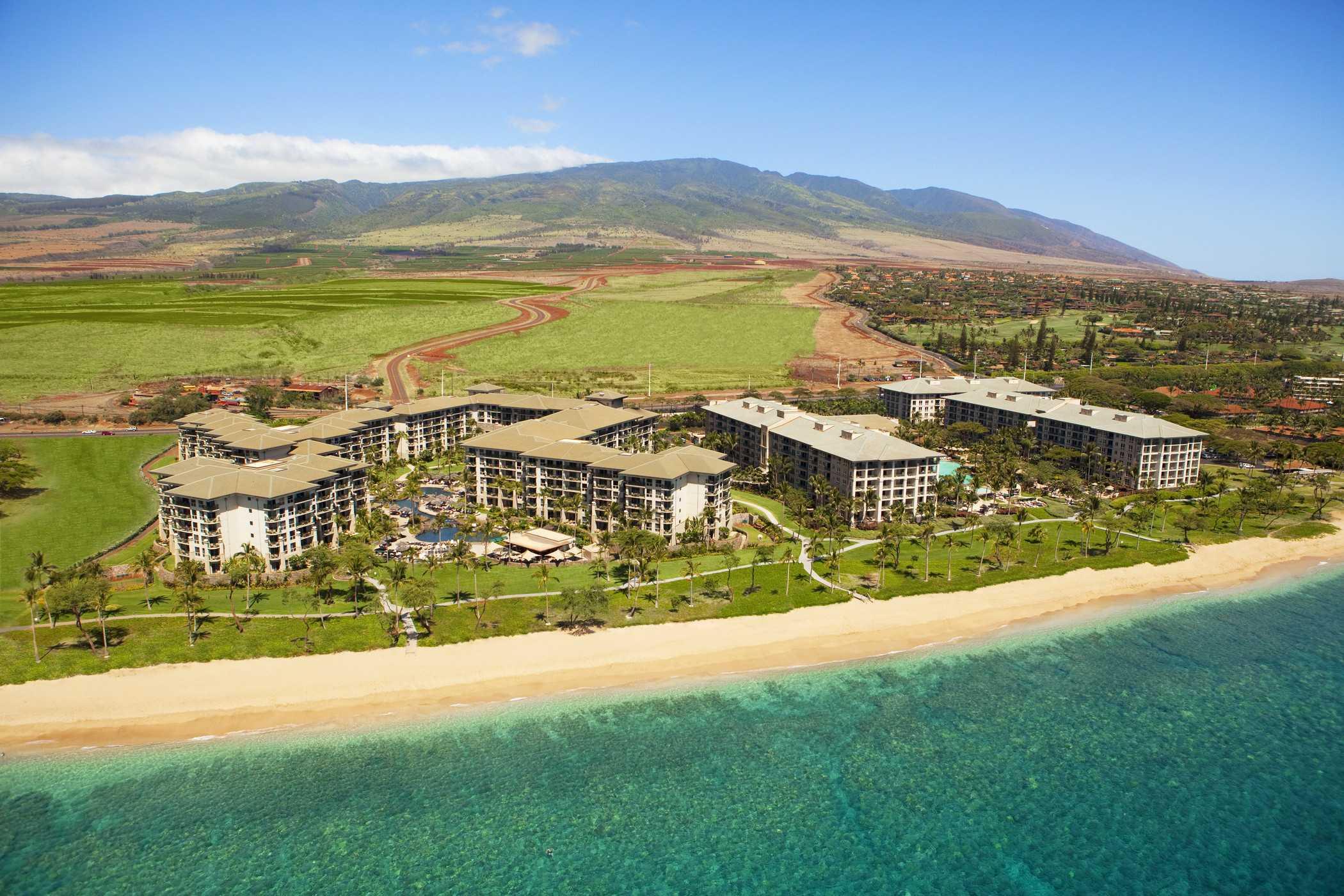 Kaanapali Ocean Villas