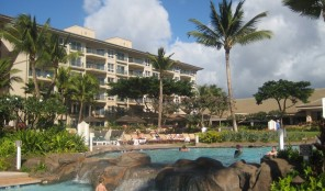 Westin Kaanapali Ocean Resort Villas Swimming Pool