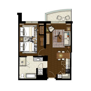 Grand Islander By Hilton Grand Vacations Floor Plans Advantage Vacation Timeshare Resales