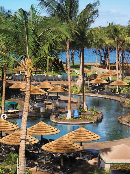 Westin Kaanapali Ocean Resort Villas Christmas Events 2016