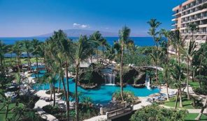 Marriott Maui Ocean Club Swimming Pool