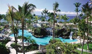 Marriott Maui Ocean Club Lahaina Villas Swimming Pool