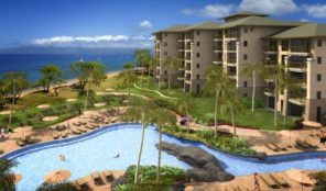 Westin Ka'anapali Ocean Resort Villas North View