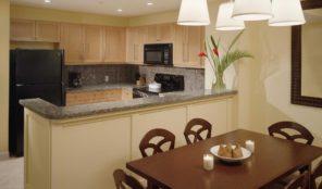 Westin Kaanapali Ocean Resort Villas Kitchenand Dining Areas