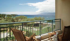 Westin Kaanapali Ocean Resort Villas Balcony