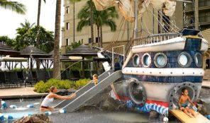 Westin Kaanapali Ocean Resort Villas Pirate Ship