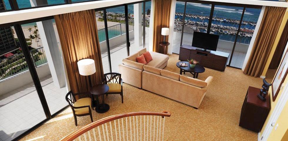 Hilton Grand Vacations Club at Hilton Hawaiian Village Lagoon Tower